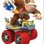 Centro de Mesa Mario Kart DK 2 2
