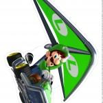 Centro de Mesa Mario Kart Luigi 2 2