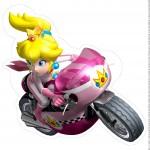 Centro de Mesa Mario Kart Peach 1 2