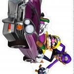 Centro de Mesa Mario Kart Wario 2 2