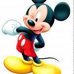 Centro de Mesa Mickey 2 12