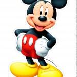 Centro de Mesa Mickey 3 12