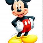 Centro de Mesa Mickey 3 22