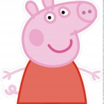 Centro de Mesa Peppa Pig Toten Display