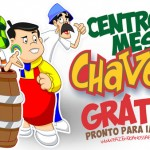 Centro de Mesa do Chaves – Grátis para Imprimir