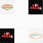 Convite Caixa Fundo Kit Festa Las Vegas Poker