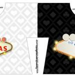 Convite Camisa Kit Festa Las Vegas Poker