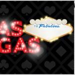 Convite Ingresso Kit Festa Las Vegas Poker