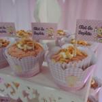 Cupcakes Chá de Bebê da Sophia