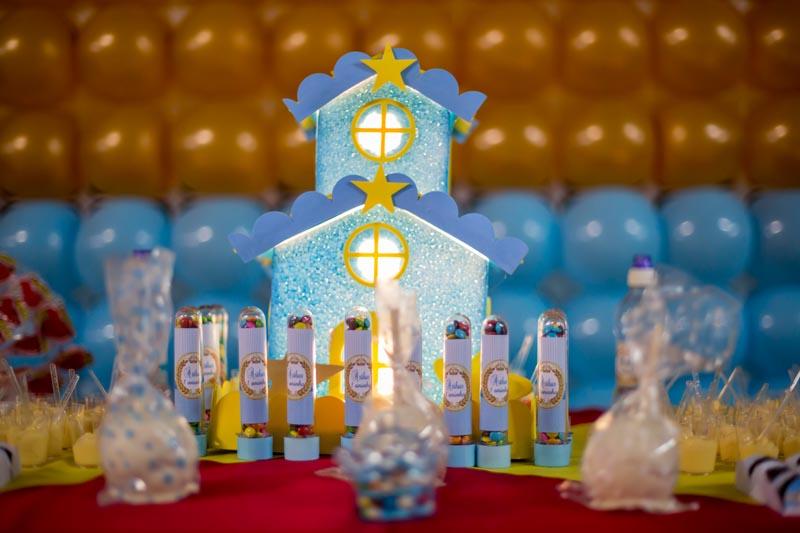 Decoração Festa Pequeno Príncipe do Arthur