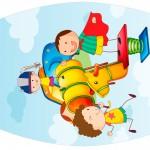Esmalte Dia das Crianças Lembrancinha