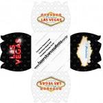 Forminha Docinho Flor Kit Festa Las Vegas Poker