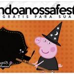 Lápis Peppa Pig Halloween
