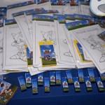 Livrinho de Colorir Festa Sonic do Matheus
