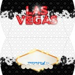 Maleta Kit Festa Las Vegas Poker