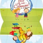 Maletinha Dia das Crianças Lembrancinha