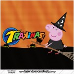 Mini Trakinas Peppa Pig Halloween