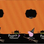 Nescauzinho Peppa Pig Halloween