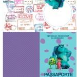 Passaporte Monstros SA