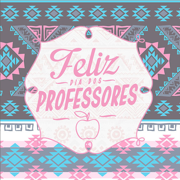 Rótulo Aromatizador Dia Dos Professores Coruja Rosinha e Azul