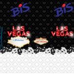 Rótulo Bis Kit Festa Las Vegas Poker