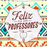 Rótulo Esmalte Risque Dia Dos Professores Coruja Indie Laranja