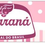 Rótulo Guaraná Caçulinha Dia dos Professores Corujinha Rosa