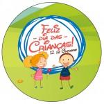 Rótulo para Tubetes Dia das Crianças Lembrancinha