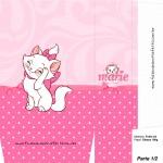 Sacolinha Gatinha Marie A4 - Parte 1