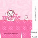 Sacolinha Gatinha Marie A4 - Parte 2