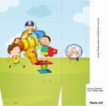 Sacolinha Surpresa Dia das Crianças Lembrancinha - Parte 2