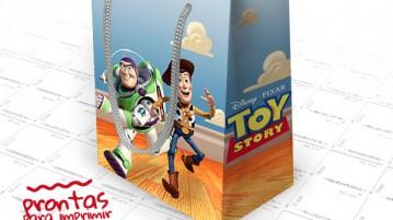 Sacolinhas Surpresa Toy Story
