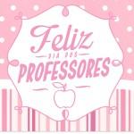 Squezze Dia dos Professores Corujinha Rosa