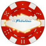 Tubetes, Toppers e Latinhas Kit Festa Las Vegas Poker
