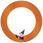 Tubetes, Toppers e Latinhas Peppa Pig Halloween
