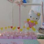 Brigadeiro Festa Hello Kitty da Duda