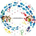 CD DVD DPA Detetives do Prédio Azul