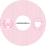 CD DVD Kit Realeza Rosa