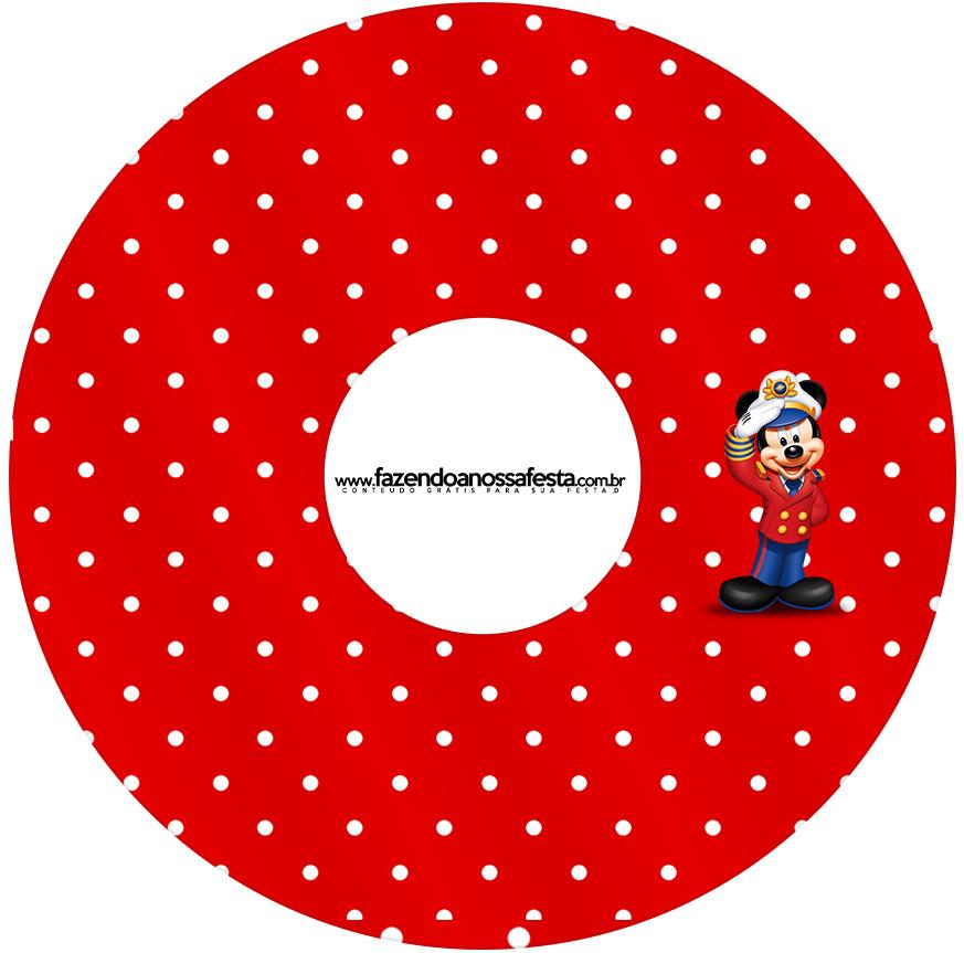 CD DVD Mickey Marinheiro