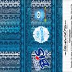 Caixa Bis Dia dos Professores Coruja Azul