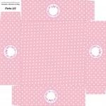 Caixa Bombom Kit Realeza Rosa