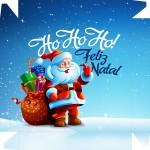 Caixa Bombom Natal Papai Noel 2 - Parte de cima