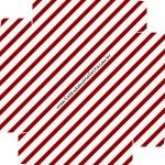 Caixa Bombom Presente de Natal - parte de baixo
