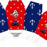 Caixa China in Box Mickey Marinheiro