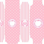 Caixa Sabonete Kit Realeza Rosa