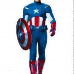 Centro de Mesa Vingadores Capitão América 2 1 -2