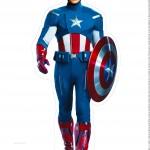 Centro de Mesa Vingadores Capitão América 2 2 -2