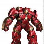 Centro de Mesa Vingadores Homem de Ferro 1-1-2