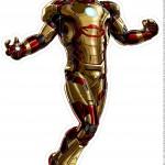 Centro de Mesa Vingadores Homem de Ferro 5-1-2