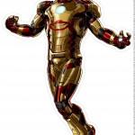 Centro de Mesa Vingadores Homem de Ferro 5-2-2